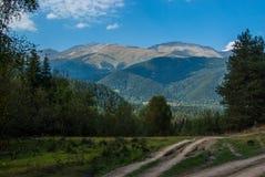 Montagne de Caucase images libres de droits