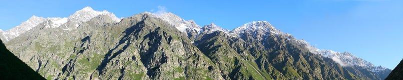 Montagne de Caucase Photographie stock