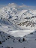 montagne de Caucase Photos libres de droits