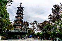 Montagne 2 de Changhaï Sheshan photographie stock