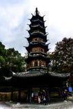 Montagne 3 de Changhaï Sheshan photographie stock