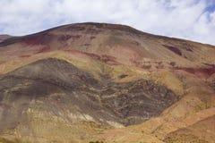 Montagne de cuivre images stock