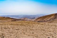 Montagne de désert Photos libres de droits