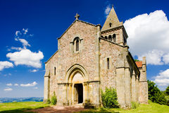 Montagne de Dun Church Royalty Free Stock Images