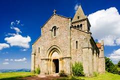 Montagne de Dun Church Royalty Free Stock Images