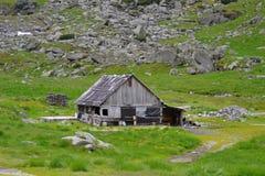 Montagne de Fagaras Photographie stock
