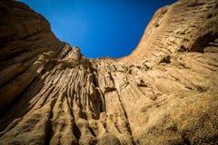 montagne de grès Photographie stock libre de droits