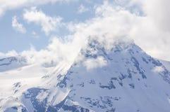 Montagne de Grossglockner Image stock