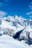 Montagne de Grossglockner, Autriche Image libre de droits