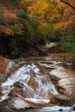 Montagne de Guangwu en automne Photo libre de droits