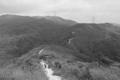 montagne de Hong Kong Image stock