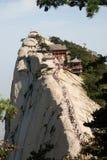 Montagne de Huashan Photos libres de droits