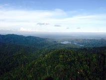Montagne de Javanese Photos libres de droits