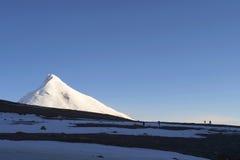 Montagne de Kamen Photographie stock libre de droits