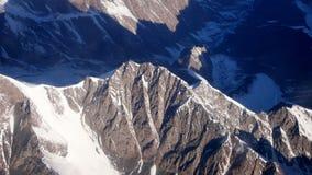 Montagne de KunLun Photos stock