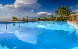 Montagne de l'Etna de Taormina Images libres de droits