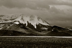 montagne de l'Idaho Images libres de droits