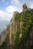 Montagne de la Chine photos stock