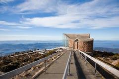Montagne de la Tasmanie Photos libres de droits