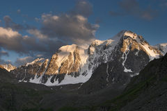 Montagne de Milou Photos libres de droits