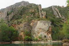 Montagne de Montseny, Lerida image libre de droits