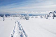 Montagne de Mustag Photo libre de droits