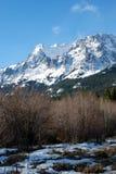 Montagne de Niut Photos libres de droits