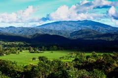 Montagne de Pai Image stock