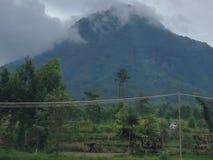 Montagne de Panderman Photos stock