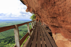 Montagne de Phutok Images libres de droits