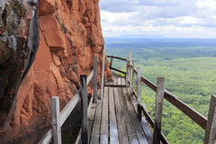 Montagne de Phutok Photos libres de droits
