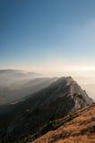 Montagne de Piatra Craiului Images libres de droits