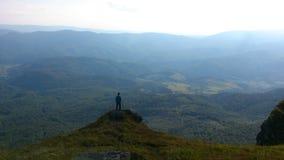 Montagne de Pikuj image stock