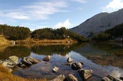 Montagne de Pirin Photos stock