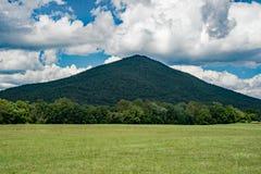 Montagne de purgatoire photo libre de droits