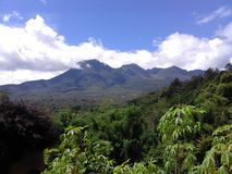 Montagne de Ranaka Photographie stock