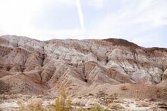 Montagne de Redrock Photos libres de droits