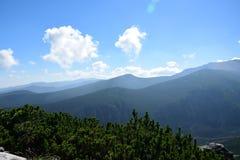 Montagne de Rila Photos stock