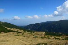 Montagne de Rila Image libre de droits
