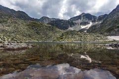 Montagne de Rila, lacs Musalenski Photos libres de droits