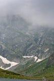 Montagne de Rila près des sept lacs Rila Images stock