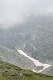 Montagne de Rila près des sept lacs Rila Photographie stock libre de droits