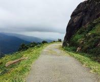 Montagne de Riverston photos libres de droits