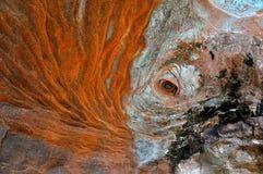 Montagne de roche Photographie stock libre de droits