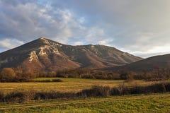 Montagne 04 de Rtanj Image stock