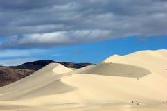 Montagne de sable image libre de droits