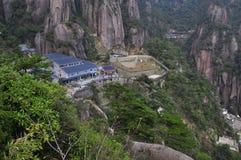 Montagne de San-Qing-San Images stock
