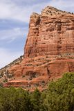 Montagne de Sedona Photos stock