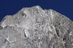 Montagne de sel, Praid Photo stock