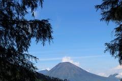 Montagne de Sindoro photographie stock libre de droits